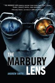 THE MARBURY LENS by Andrew Smith