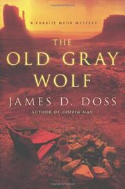 Cover art for THE OLD GRAY WOLF