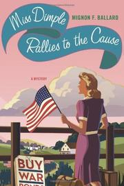 MISS DIMPLE RALLIES TO THE CAUSE by Mignon F. Ballard