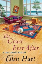 Cover art for THE CRUEL EVER AFTER