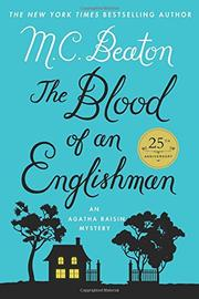 THE BLOOD OF AN ENGLISHMAN by M.C. Beaton