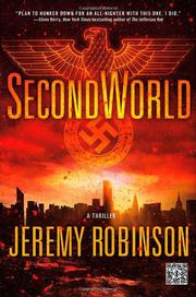 Cover art for SECONDWORLD