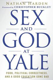 Book Cover for SEX AND GOD AT YALE