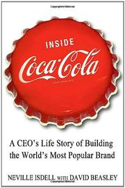 INSIDE COCA-COLA by Neville Isdell