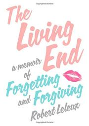 Book Cover for THE LIVING END