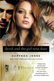 Cover art for DEATH AND THE GIRL NEXT DOOR