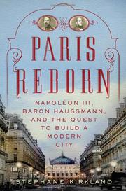 Book Cover for PARIS REBORN