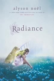 Book Cover for RADIANCE