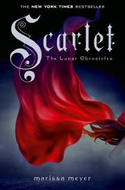 Book Cover for SCARLET