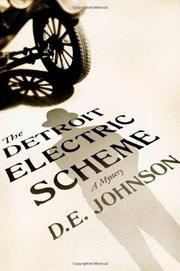 Book Cover for THE DETROIT ELECTRIC SCHEME