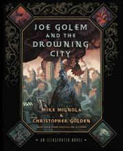 Cover art for JOE GOLEM AND THE DROWNING CITY