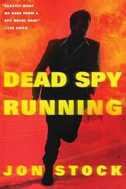 Book Cover for DEAD SPY RUNNING