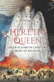 Book Cover for HERETIC QUEEN