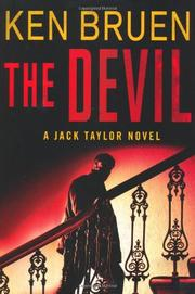 THE DEVIL by Ken Bruen