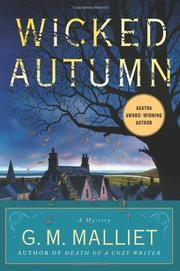WICKED AUTUMN by G.M. Malliet