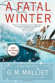 Cover art for A FATAL WINTER