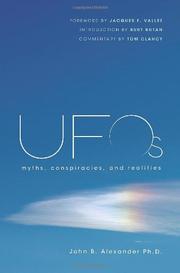 UFOS by John B. Alexander