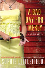 Book Cover for A BAD DAY FOR MERCY