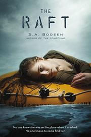 Cover art for THE RAFT