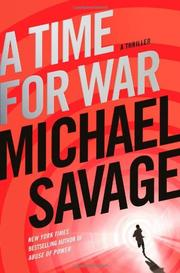 A TIME FOR WAR by Michael Savage