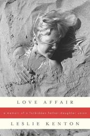 LOVE AFFAIR by Leslie Kenton