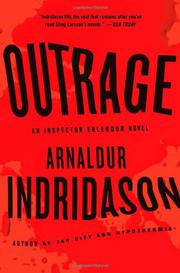 Book Cover for OUTRAGE