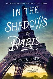 Cover art for IN THE SHADOWS OF PARIS