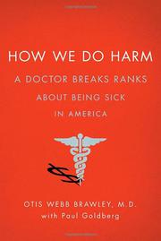 Book Cover for HOW WE DO HARM