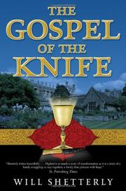 Cover art for THE GOSPEL OF THE KNIFE