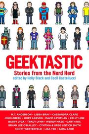 Cover art for GEEKTASTIC