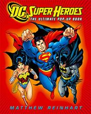 Book Cover for DC SUPER HEROES
