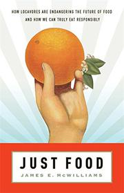 JUST FOOD by James E. McWilliams