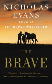 Cover art for THE BRAVE