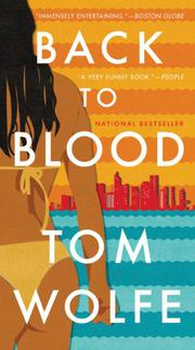 Book Cover for BACK TO BLOOD