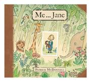 ME...JANE by Patrick McDonnell