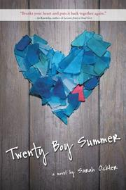 20 BOY SUMMER by Sarah Ockler