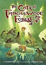 Cover art for THE CATS OF TANGLEWOOD FOREST