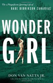 WONDER GIRL by Don Van Natta Jr.