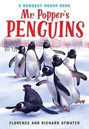 MR. POPPER'S PENGUINS by Richard Atwater
