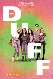 Book Cover for THE DUFF