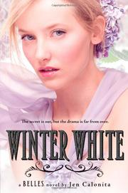 Cover art for WINTER WHITE