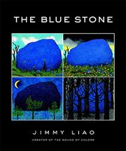 Cover art for THE BLUE STONE