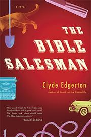 Cover art for THE BIBLE SALESMAN