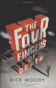 Cover art for THE FOUR FINGERS OF DEATH