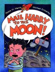Cover art for MAIL HARRY TO THE MOON!