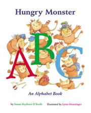 Cover art for HUNGRY MONSTER ABC