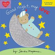 GOOD NIGHT, MY LOVE by Sandra Magsamen