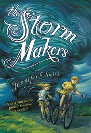 Cover art for THE STORM MAKERS