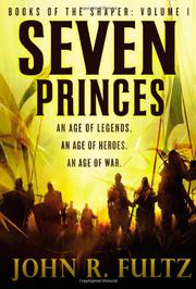 Cover art for SEVEN PRINCES