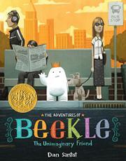 THE ADVENTURES OF BEEKLE by Dan Santat